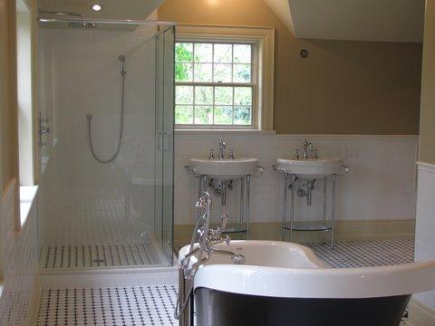 toilet bathtub shower sink plumbing and installation